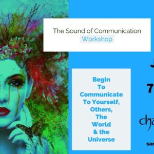 The Sound of Communication Workshop